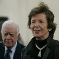 Mary Robinson: economic crisis is the collective mistake of Irish people