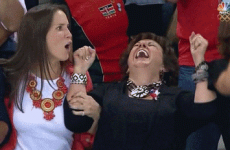 VIDEO: Michael Phelps' mam thought he had won butterfly gold last night