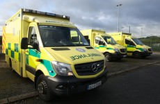 National Ambulance Service to increase number of fleets for vaccination of housebound over 70s