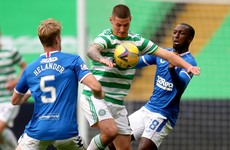 Polish striker departs for MLS after just 15 months at Celtic