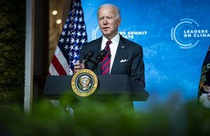 This is 'decisive decade' to limit climate change impact, Biden warns world leaders