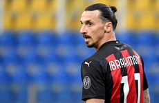 Zlatan Ibrahimovic signs new AC Milan deal to take him past 40th birthday
