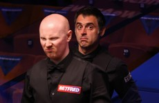 Anthony McGill misses Crucible maximum but wipes out Ronnie O'Sullivan lead