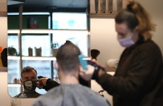 Haircuts resume in Northern Ireland under latest easing of Covid-19 restrictions