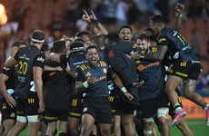 Dramatic victory for the Chiefs thanks to last-gasp Damian McKenzie kick