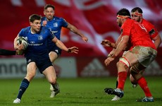 Ringrose returns from injury to captain Leinster for Rainbow Cup clash against Munster