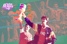 The greatest era in Irish football – 'when we owned' the Carabao Cup