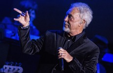 Sofa Watch: Just help yourself to two doses of Tom Jones