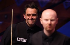 Ronnie O'Sullivan knocked out of World Championship by Anthony McGill