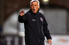 'It's a bad decision and we've lost the game' - Bohs boss laments referee call in derby defeat