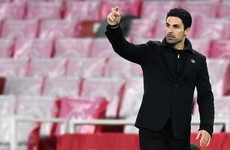 Mikel Arteta blames VAR and not pre-match protests as Arsenal lose to Everton