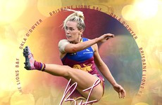 Huge recognition for Tipp and Brisbane star O'Dwyer to put icing on dream AFLW season