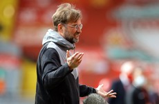 Klopp admits Liverpool don't 'deserve' Champions League next season
