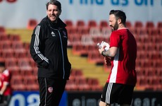 Perfect start for Ruaidhri Higgins as Derry City surprise Sligo Rovers