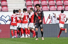Bayern blow chance to win Bundesliga title with defeat at Mainz