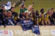 Watford earn instant promotion to Premier League, Rooney's Derby left deep in relegation trouble