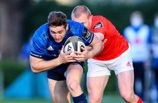 As it happened: Leinster v Munster, Rainbow Cup