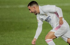 Below-par Real Madrid suffer blow in title race with Betis draw
