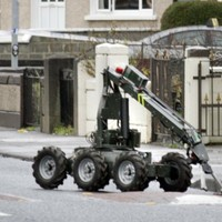 Bomb disposal team deals with unstable chemical at Wicklow school