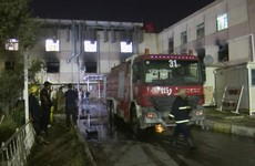 Fire at Baghdad Covid hospital kills 82, leaves 110 wounded