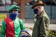 Townend back in action for Punchestown as title race with Blackmore nears end