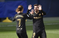 Atletico defeat by Athletic Bilbao hands title initiative to Barcelona