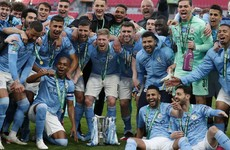 Manchester City clinch Carabao Cup as late Aymeric Laporte goal denies Tottenham