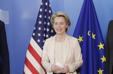 Ursula von der Leyen says fully vaccinated US tourists will be able to visit the EU