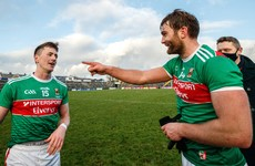 'It was just a kind of a contact injury' - O'Connor on 'standard-setter' O'Shea's injury scare