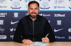Irish left-back Cunningham rewarded with new Preston North End deal