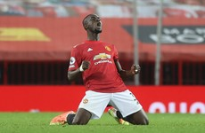 Man United hand injury-prone defender Bailly new deal that runs to 2024
