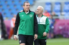 Bad news, Trap... Richard Dunne is facing up to eight weeks out