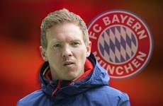 Julian Nagelsmann confirmed as next Bayern Munich boss