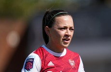 Ireland captain and Arsenal star McCabe named in English top-flight Team of the Week