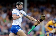 Maurice Shanahan: 'I dream about playing with Waterford again...I'll never give up on it'