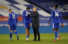 Leicester player thanks Premier League for pausing mid-game to break Ramadan fast