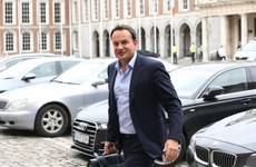 We should be a 'less puritanical' and a 'little more relaxed' about those enjoying themselves outdoors, says Varadkar