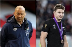 RFU 'comfortable' with Jones advising All Blacks' Barrett in Tokyo
