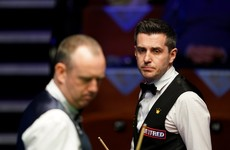 Selby surges ahead of Williams in world quarter-final