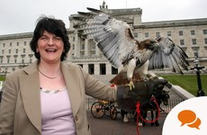 Brian Rowan: Arlene's feathers are ruffled today, but the DUP itself is under pressure