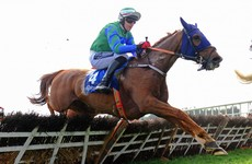 Look to an each-way chance in the Champion Stayers Hurdle at Punchestown
