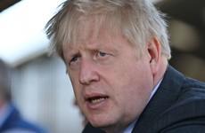Boris Johnson denies making 'bodies pile high' comment over third UK lockdown