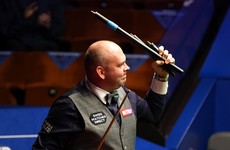 Bingham and Murphy join Selby and Wilson in world snooker semi-finals