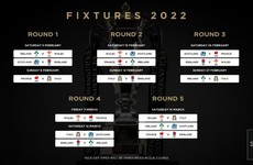 Ireland to welcome champions Wales to Dublin in 2022 Six Nations opener