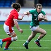 'It's amazing how extremely different they are' - Higgins getting to grips with switch from 7s to 15s rugby