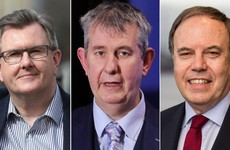 Who are the potential contenders to replace Arlene Foster as DUP leader?