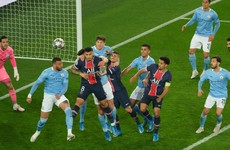 Manchester City's superb second-half fightback gives them edge over 10-man PSG