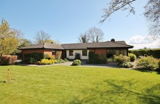 Peace and quiet: Tranquil bungalow with beautiful gardens just a few minutes outside Dublin