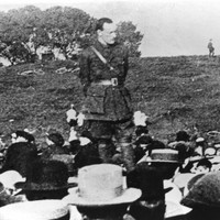 """But the fools, the fools, the fools!"" - Pearse funeral oration re-enacted at Glasnevin"