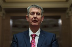 Edwin Poots announces he is running for the leadership of the DUP